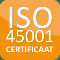 ISO-45001-certificaat