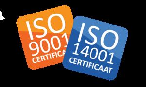 ISO 9001 en ISO 14001