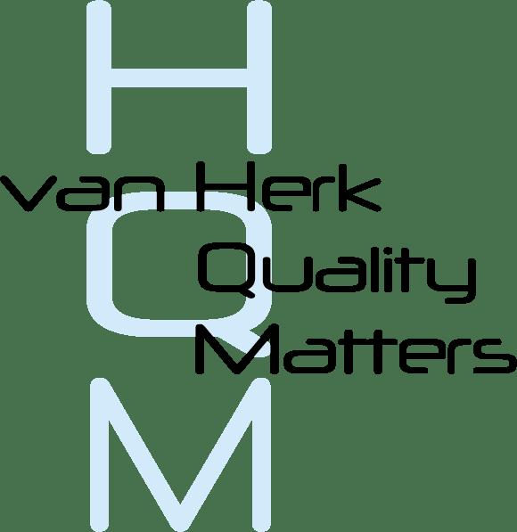 Van Herk Quality Matters